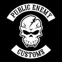 Public Enemy Customs