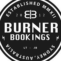 Burner Bookings