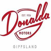 Donalda Motor Service, Maffra