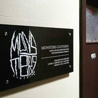 MonstersClothing