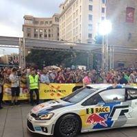 Rally Racc cataluña WRC