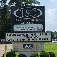 Texas State Optical TSO Lufkin