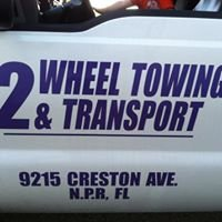 2 Wheel Motorcycle Towing & Transport