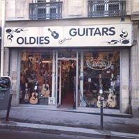 Oldies Guitars Paris
