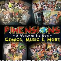 Dimensions Comics Music & More