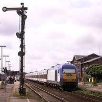 Bahnhof Niebüll