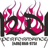 2D Performance