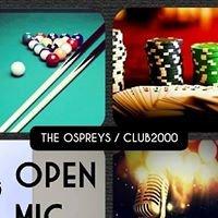The Ospreys / Club 2000, East Kilbride