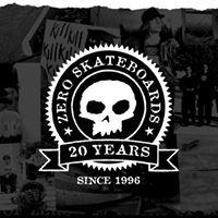 Zero Skateboard - Brasil