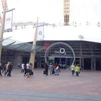 The 02 Arena North Greenwich