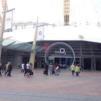The 02 Arena North Greenwich