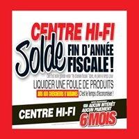 Centre Hi-Fi Bonaventure
