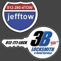 Jefftow and 3B Locksmith