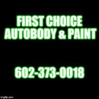 First Choice Auto Body & Paint