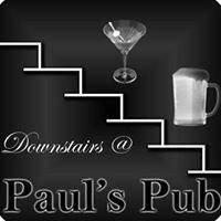 Paul's Pub Entertainment Page