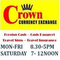 Crown Currency Mackay