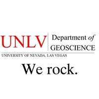 UNLV Department of Geoscience