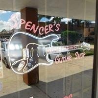 Spencer's Guitar Shop