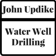 John Updike Water Well Drilling