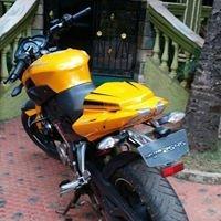 Kickstart custom motorcycles