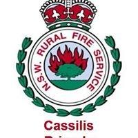 Cassilis RFS Brigade