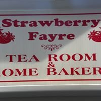 Strawberry Fayre Tea Room & Bakery