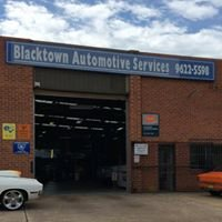 Blacktown Automotive Services