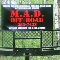 MAD Off Road