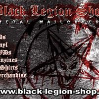 Black Legion Shop - Metal Mailorder