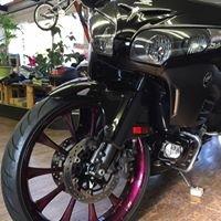 HONDA WING 泉 -宝塚市 バイク gl1800 f6b
