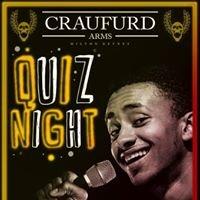 Craufurd Thursday Night Quiz - £50 Cash Prize