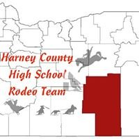 Harney County High School Rodeo Team