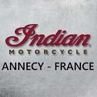 Indian Motorcycle Annecy