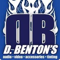 D Benton's Car Audio and Truck Accessories