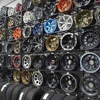 AA Automax Racing wheel ลำลูกกาคลอง2 ล้อแม็กซ์ ยาง ช่วงล่าง ปลีกส่ง
