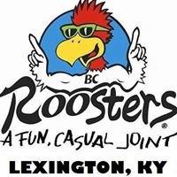 Roosters- Lexington