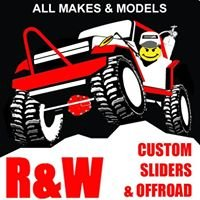 R&W Custom Sliders and Offroad