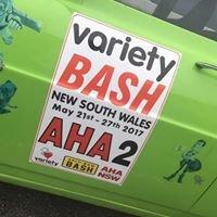 AHA 2 2018 NSW Variety BASH