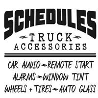 Schedule's Car & Truck Accessories