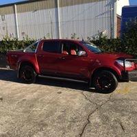 Redback performance tyres & wheels
