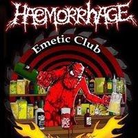 Haemorrhage Emetic Club
