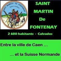 Mairie de Saint Martin de Fontenay