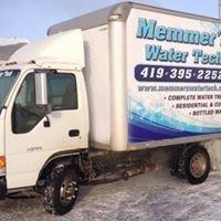 Memmer's Water Tech, Inc.