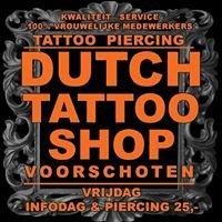 Dutch Tattoo Shop Voorschoten