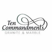 Ten Commandments Granite & Marble