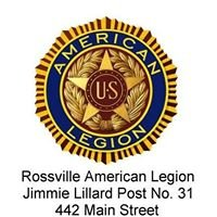 Rossville American Legion Post No. 31