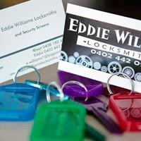 Eddie Williams Locksmiths & Security Screens