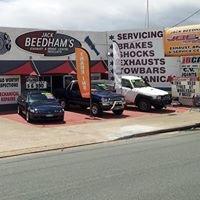 Jack Beedhams Exhaust and Brake Centre