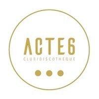 Acte 6