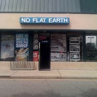 No Flat Earth